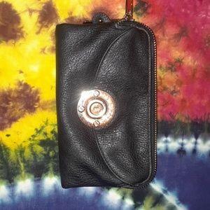 Big Buddha multi pocket wallet purse without strap